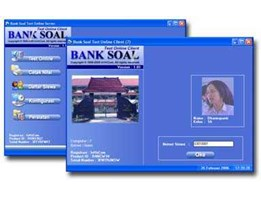 Jual BANK SOAL TEST ONLINE CLIENT Version 1.01