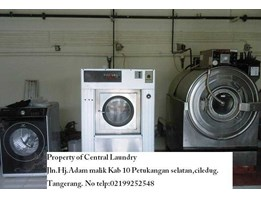 Jual Washer Extractor Kami