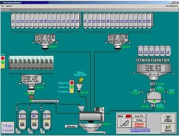 Jual Automation Mixing Proces / Batching System