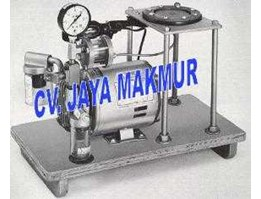 Vacuum Tester for Ball and Seat