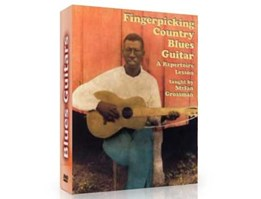 Jual Fingerpicking Country Blues Guitar A Repertoire Lesson