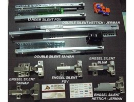 Jual FURNITURE FITTING SILENT SYSTEM
