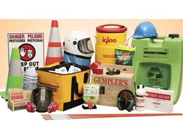 JUAL SAFETY : APPAREL, UNIFORM, ENVIRONMENT MONITORING, ERGONOMIC, EYE PROTECTION, EYEWASHES, FIRE PROTECTION, FIRST AID, GLOVES, HEARING PROTECTION, LOCK OUT/ TAGOUT, MATTING, RESPIRATORY PROTECTION, SHIELD, SIGN AND FLOOR SIGN, SPILL CONTROL AND WASTE.
