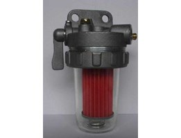 FUEL STRAINER ASSY