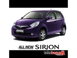 Jual ALL NEW SIRION  CASHBACK SUPER SPECIAL THIS MONTH more stylish, reliable and modern ! ! !