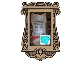 Jual Copper Sulphate ex Taiwan