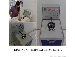 Jual Filter Cloth Air Permeability Test