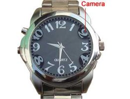 Jual Jam Tangan Kamera (Spy Watch)