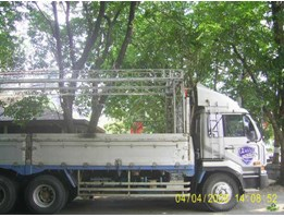 Jual Freaks Trailler Event Stage