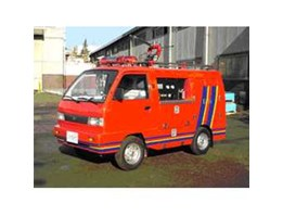 Jual Small-scale Fire Truck