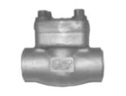 JUAL CHECK VALVE Forged Steel