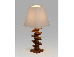 Jual Lampu Meja: Puzzle Table Lamp