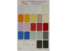 Jual HPL-Red Fish New Design MURAH-berkwalitas
