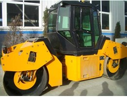 Jual DOUBLE DRUM VIBRO ROLLER LCT210 ( YTO/ LUOYANG)