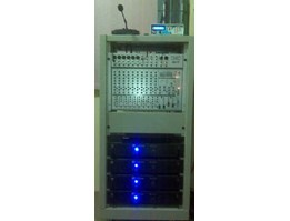 Jual PAGING SISTIM / PUBLIC ADDRESS / AUDIO SELECTOR