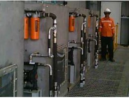 Lube Oil Filtration