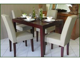 Jual dining table & Chair
