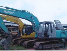 Jual JUAL KOBELCO MARK VI SUPER 05 & PC200-7 GALEO 04