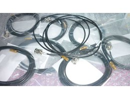 Jual BNC to SMB ( female) conector with coaxial cable
