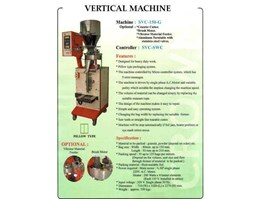 Jual Vertical Packaging Standart
