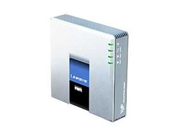 Jual Linksys PAP2T Interbet Phone with 2 Port fo VOIP