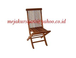 Jual folding chair mkj