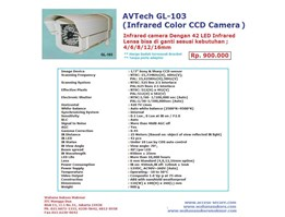 Infrared Camera AVTECH GL 103