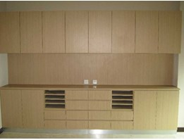 Jual Copier Cabinet with Hanging Cabinet