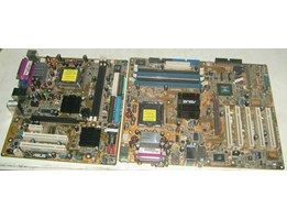 Jual Motherboard P4 LGA / S478 Second