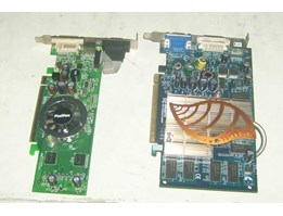 Jual VGA Card AGP & PCI-E Second