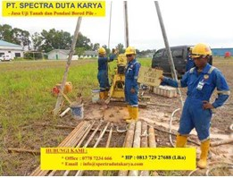 Jual SOIL TEST : Dry Bor, survey Topografi, Survey Bathymetry 0813 7292 7688 ( TELKOMSEL)