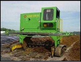 Jual Turner Machine for Composting