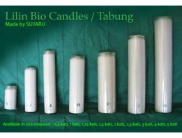 Jual Lilin Bio Candles