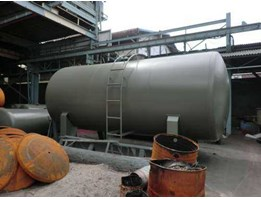 Jual Monthly Fuel Storage Tank
