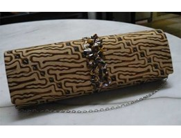 Tas Pesta/ Clutch Bag Batik Parang Solo