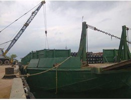 Jual Barge 180ft