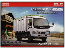 Jual Isuzu ELF NKR 71, MEDIUM BUS