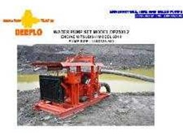 RENTAL WATER PUMP DP 2500-2