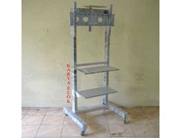 Floor Stand LCD/ Plasma/ TV VICON - Double Rak Audio ( FTA-C10)