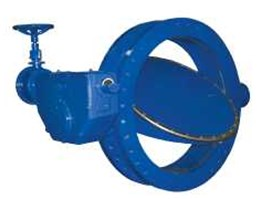 Jual BUTTERFLY VALVE VELMATIC
