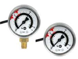 Jual Presuure Gauge With Switches Contacts