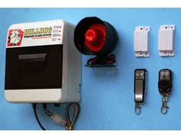 Jual Bulldog House Alarm System - Wired