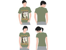 Jual T-Shirt Safe Our Home
