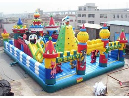 RUMAH BALON-BALON LONCAT-ISTANA BALON-INFLATABLE BOUNCER