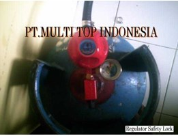 REGULATOR GAS SAFETY LOCK PERTAMINA