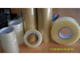Jual OPP packaging Tape/ Solasi / Lakban / TM Tape ( Best Quality in Best price)