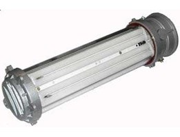 Explosion Proof lighting ATEX fluorescent lamps from Italy