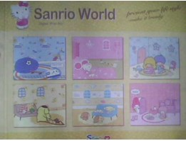 Jual Wallpaper Sanrio