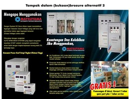 Jual AUTO MATIC VOLTAGE REGULATOR
