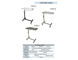 Jual Meja Mayo - Over Bed Table